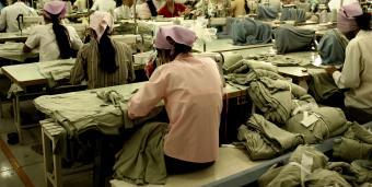 Mass production clothing