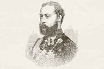 Prince Albert Edward of Wales