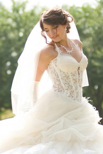 Veil Wedding Headdress