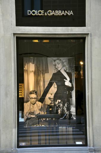Dolce & Gabbana - Madonna