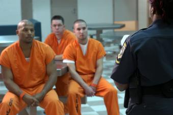 US prison transit clothing