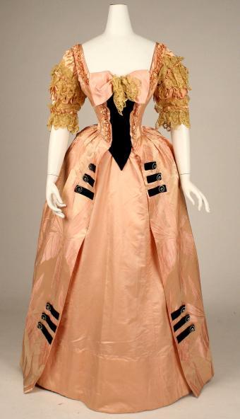 Jacques Doucet dress