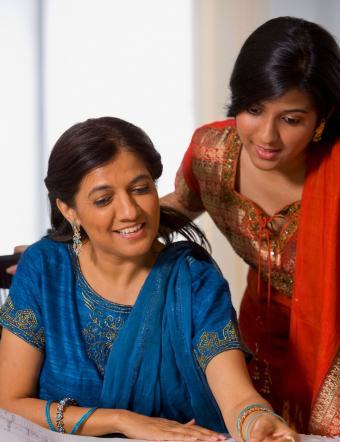 Indian businesswomen