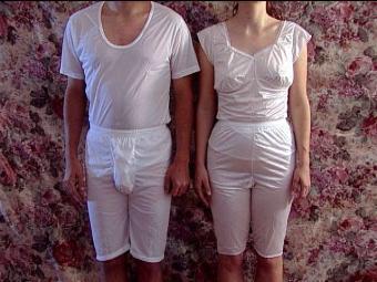 Mormon sacred undergarments
