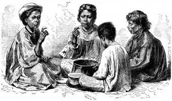 19th century Hawaiians