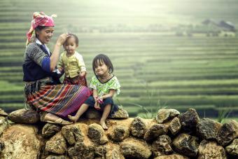 Southeastern Mainland Asia: History of Dress