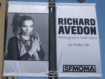 Avedon banners