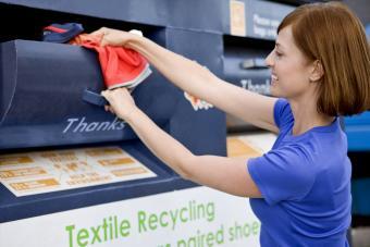 recyclng textiles