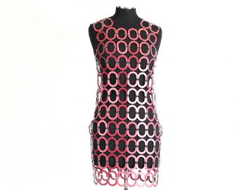Chainlink dress by Paco Rabanne
