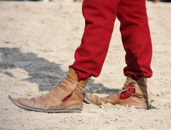 History of Men's Shoes
