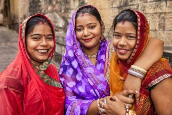 India: Clothing and Adornment
