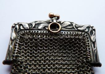 Art Nouveau purse
