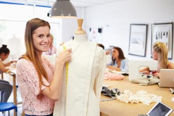 fashion school student