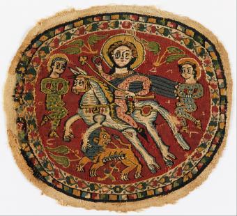6th Century Coptic textile