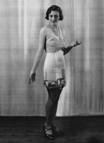 1920s girdle