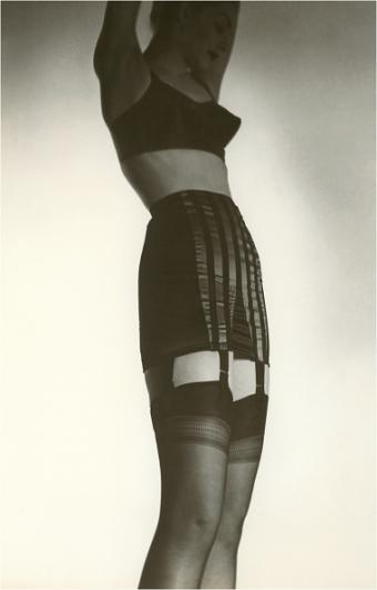 1940s girdle