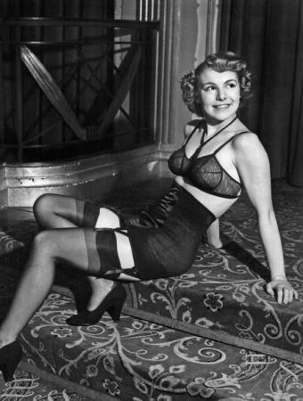 1950s girdle