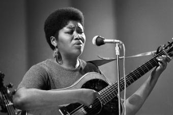 Odetta singer 1964