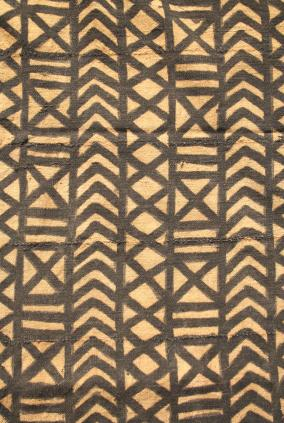 Bogolan cloth 1