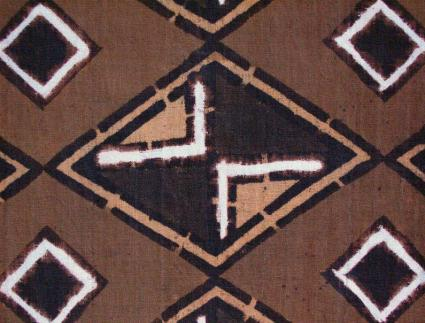 Bogolan cloth 2