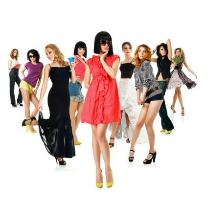Clothing types and styles lovetoknow Fashion style categories list