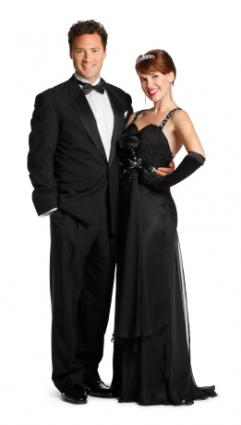 Men Wearing Evening Gowns