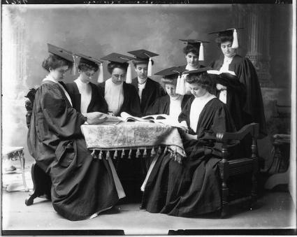 Oxford College senior class