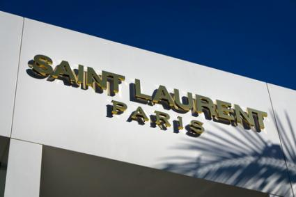Yves Saint Laurent Store in Paris