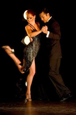 eafee98ccc9f Professional and Amateur Ballroom Dress. Tango Dancers
