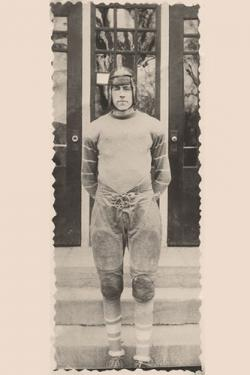 1943 Highschool Football Uniform
