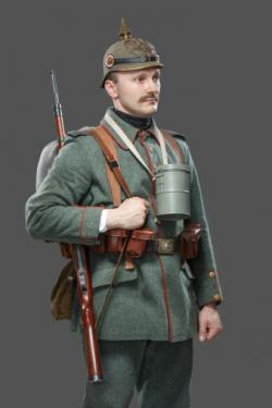 First World War German Infantryman