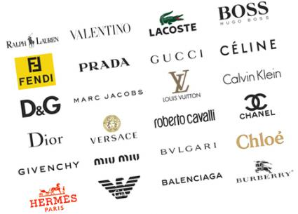 List Brand Named Ladies Fashion