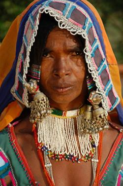 Rural Indian Woman