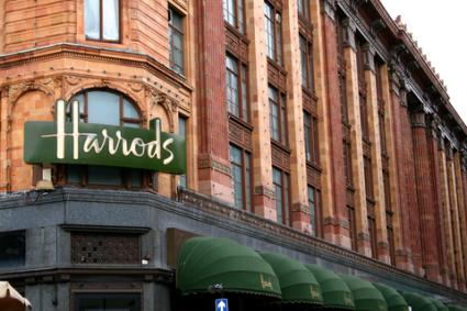Harrods of London
