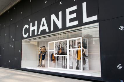 Chanel store in Beijing