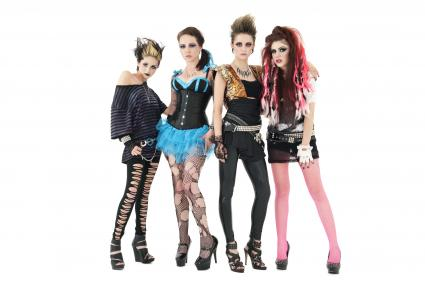 Punk Fashion Lovetoknow