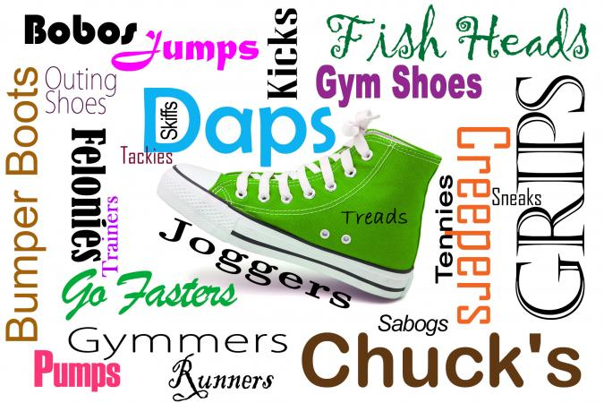 Sneaker Names