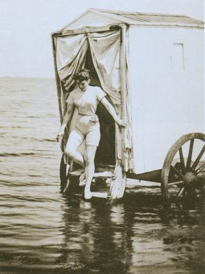 bathing machine