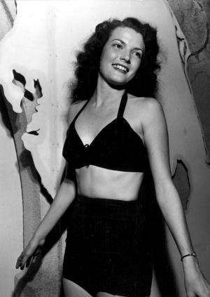 Jean Duket, Miss Tampa,1947