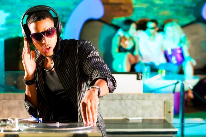 Rap DJ