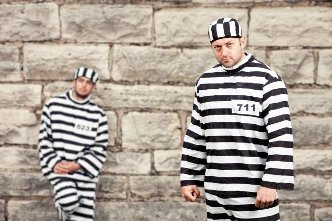Prison clothing