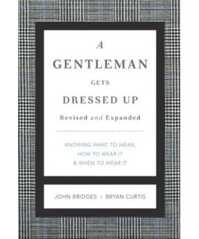 A Gentleman Gets Dressed Up