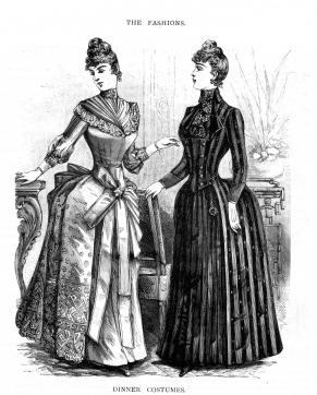 19th century fashions