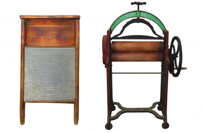 Washboard and Mangle