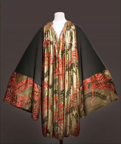 Casanova coat, Callot Sisters