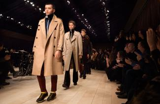 Burberry Menswear January 2016