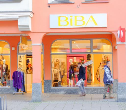 Biba store