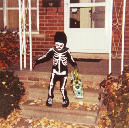 Trick or treater, 1979