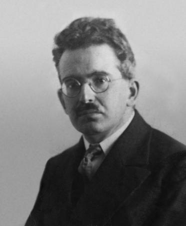 Walter Benjamin, 1928