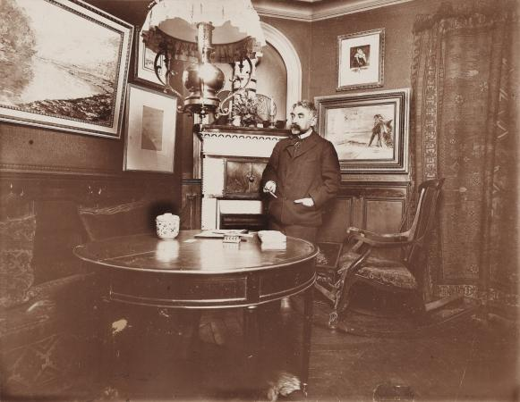 Stéphane Mallarmé, 1895